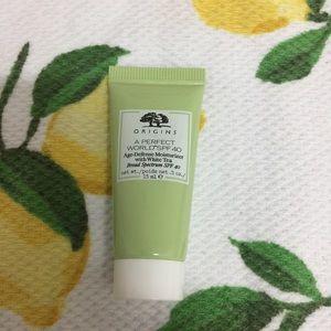 Origins age defense moisturizer